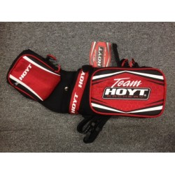 HOYT Team Hoyt Red Field Quiver*