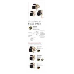 SOMA FIVICS SAKER 1 BRASS