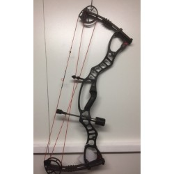 Hoyt Vector 35 Black Out USED*