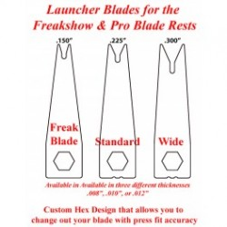 AAE Pro Blade Rest Replacement Launcher Blades*