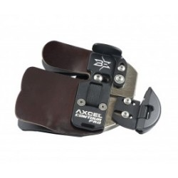 Axcel Brady Ellison Contour Pro Brass Finger Tab IN STOCK*