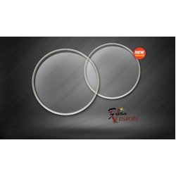 CBE Flat Glass Lens