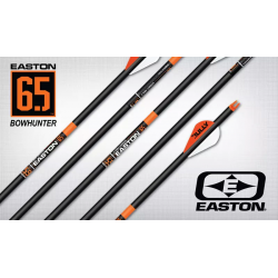 Easton 6.5MM ACU-CARBON Bowhunter Shaft 12*