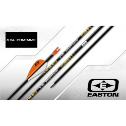 Easton X10 Protour Complete Arrow 12*