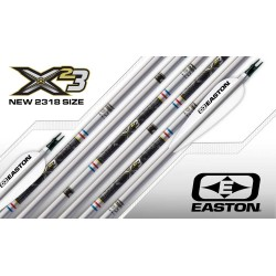 Easton X23 X27 Silver Shaft 1*