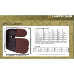 Fairweather Archery Modulus Pro Plate*