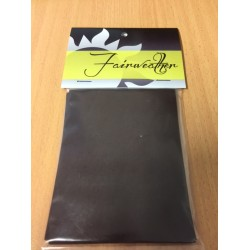 Fairweather Archery - Tab LEATHER ONLY BLANK*