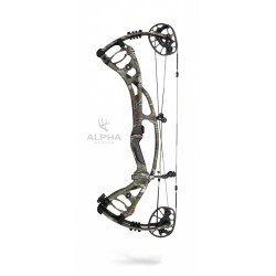 HOYT Compound Bow REDWRX Carbon RX-4 Alpha Hunting*