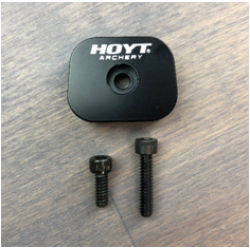 HOYT Recurve XCEED Riser Pocket Weight 1.5oz*