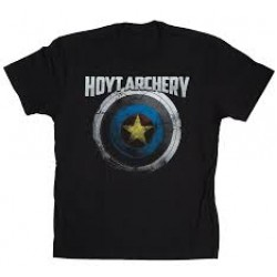 Hoyt Captain America T Shirt