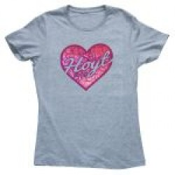 HOYT Heart T Shirt