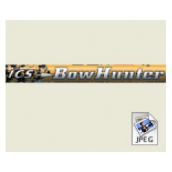 Beman - Bowhunter Shaft Only