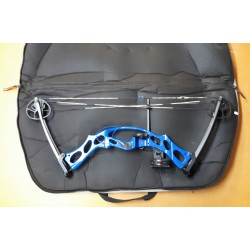 Hoyt Compound Bow Ruckus Target Blue LH USED*