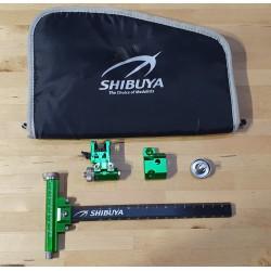 SHIBUYA Ultima CPX Carbon Sight USED*