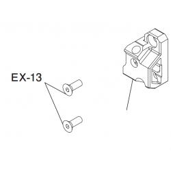 SHIBUYA Mount Screws EX-13 2*