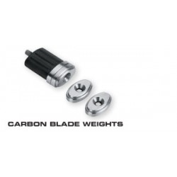 FUSE Carbon Blade Weights