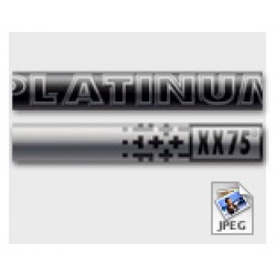 Easton Platinum Plus Shaft 60*