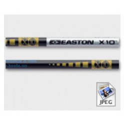 Easton X10 Protour Shaft 12*