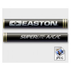 Easton ACC Complete Arrow 12*