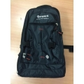 FIVICS - Rolling Backpack Case USED